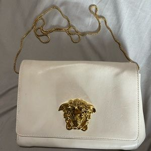 Versace shoulder bag/ crossbody